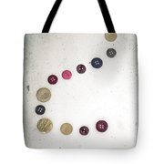 Question Mark Tote Bag