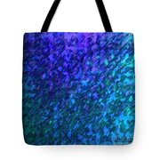 Quiet Light Tote Bag