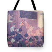 Quiet With All Road Nuisances Tote Bag