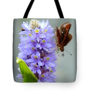 Quilling Butterfly Tote Bag