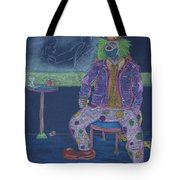 Quit Clowning Around Tote Bag