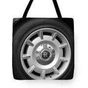 R R Wheel Tote Bag