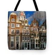 Raamgracht 19. Amsterdam Tote Bag
