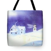 Race Point Flurry Tote Bag
