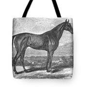 Racehorse, 1867 Tote Bag