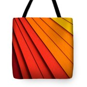 Radial Background Tote Bag