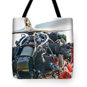 Radial  Tote Bag