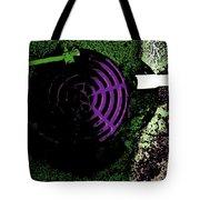 Radioactive Drain Tote Bag