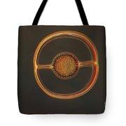 Radiolarian Lm Tote Bag