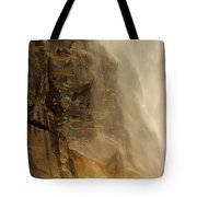 Rainbow On The Rocks Tote Bag