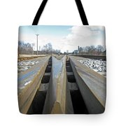Railroad Series 04 Tote Bag