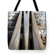Railroad Series 05 Tote Bag