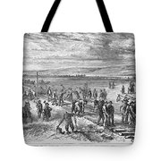 Railroading: U.s.a Tote Bag