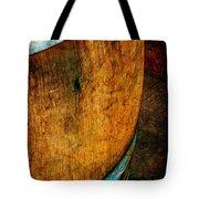 Rain Barrel Tote Bag by Judi Bagwell