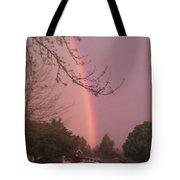Rainbow 5 Tote Bag
