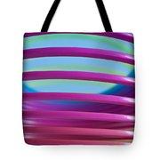 Rainbow 9 Tote Bag