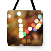 Rainbow Brights Tote Bag