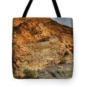 Rainbow Canyon 2 Death Valley Tote Bag