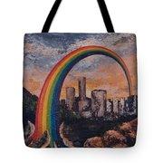 Rainbow Tote Bag