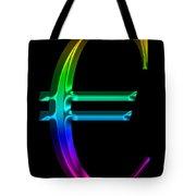 Rainbow Euro Tote Bag