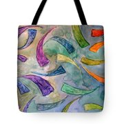 Rainbow Fish Tote Bag