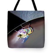 Rainbow Fly Tote Bag