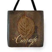 Rainbow Leaves 2 Tote Bag by Debbie DeWitt