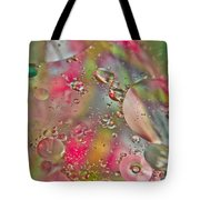 Rainbow Light Tote Bag