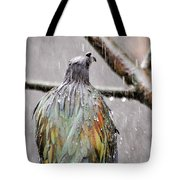Rainbow Showers Tote Bag