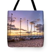 Rainbow Skies Tote Bag