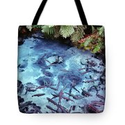 Rainbow Springs Tote Bag