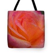 Raindrops On Roses Nine Tote Bag