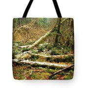 Rainforest Dusting Tote Bag