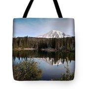 Rainier Serenity Tote Bag