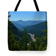 Rainier Valley Tote Bag