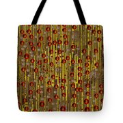 Raining Coins And Juwels Tote Bag