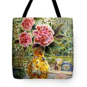 Rainy Afternoon Joy Tote Bag
