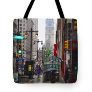 Rainy Days And Sundays Tote Bag