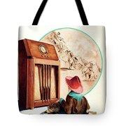 Raised On The Radio 1 Tote Bag