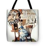Raised On The Radio 3 Tote Bag