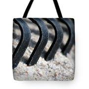 Rake In Sand Tote Bag