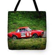 Rally Lancia 02 Tote Bag