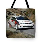 Rally Race Tote Bag