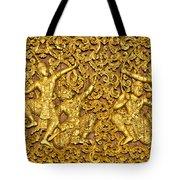 Ramayana Tote Bag