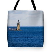 Rams Island Ledge Light Tote Bag