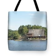 Ramsey Lake Sudbury Tote Bag