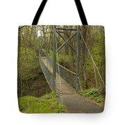 Ramsey Swing Bridge 2 Tote Bag