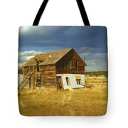 Ranch House Tote Bag
