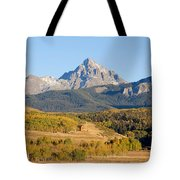 Ranching The Sneffels Tote Bag