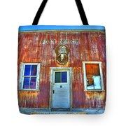 Randsburg Post Office Tote Bag